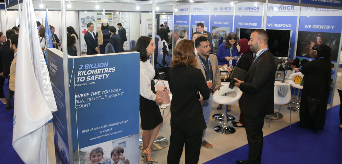 Over 50 Experts and World Leaders in Humanitarian aid to meet at '17th DIHAD' next March