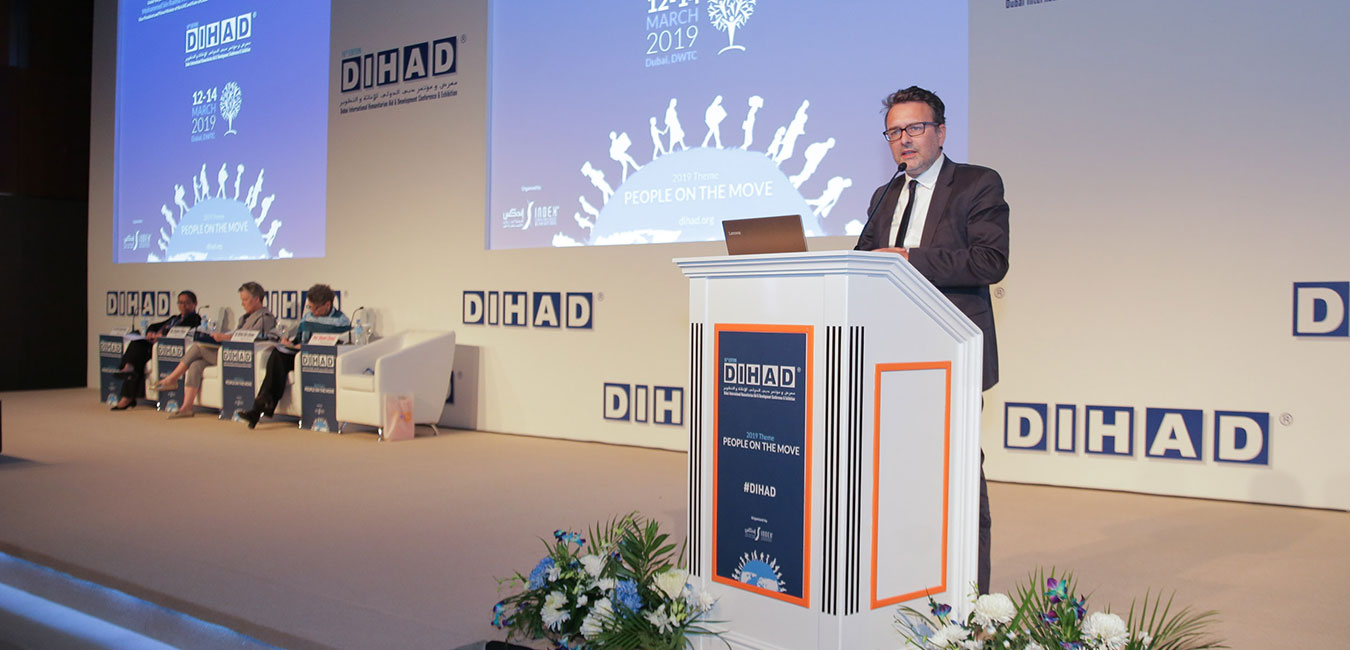 17th DIHAD to highlight coronavirus and critical challenges facing people in Africa