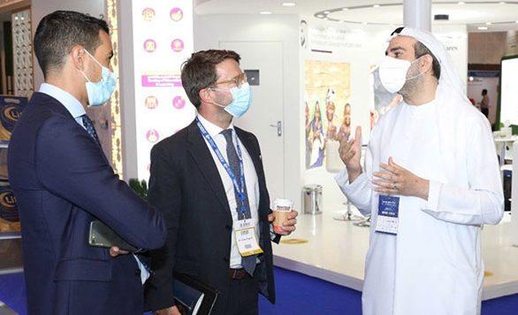 French ambassador visits DIHAD exhibition
