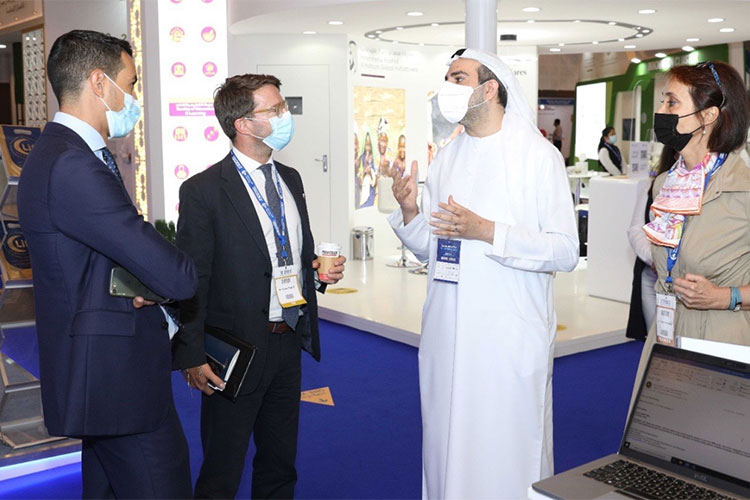 French ambassador visits DIHAD exhibition